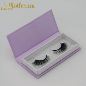 Lovely Faux Mink Fur Fabric Silk Lashes