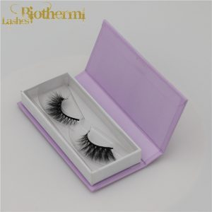 3D Mink Lashes Wholesale EyeLash Custom Box Own Logo Brand Eyelash