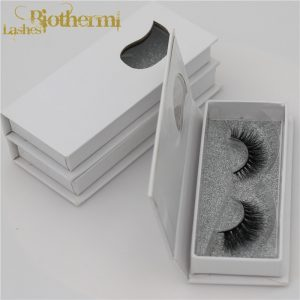 private label own brand 3d mink eyelashes custom made eyelashes