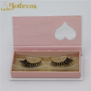 3D Wholesale false eyelashes Magnetic False Eyelashes Magnetic Eye Lashes Makeup Kit Gift