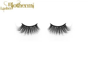 customized newest real sable fur eyelashes