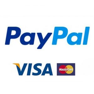 We support Paypal payments and T / T payments