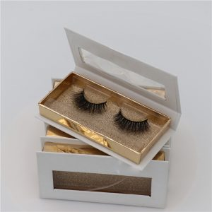 Step 4 handmade mink lashes